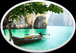 Thai Beach Retreat, Thailand