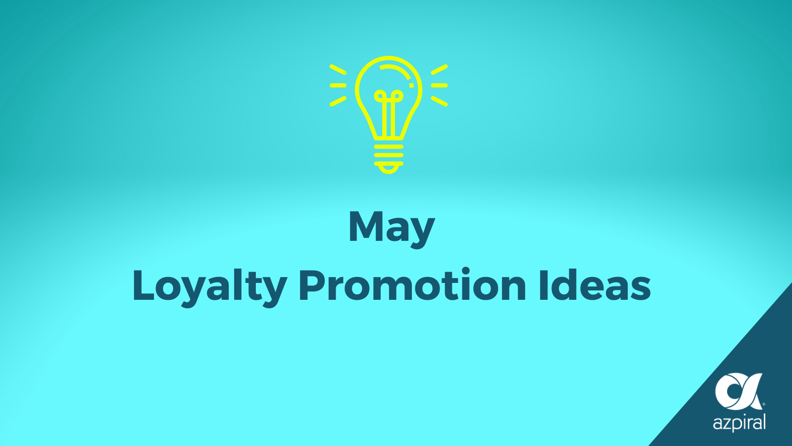Loyalty Promotion